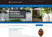 Lake of Bays United Church Website