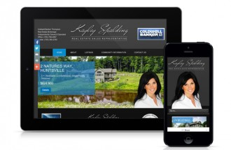 Real Estate Web Design Muskoka Huntsville